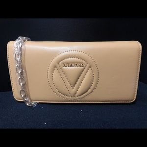 Velintino by Mario leather wallet on chain